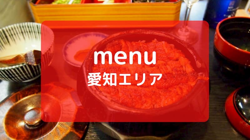 menu(メニュー)愛知エリアの配達員は稼げる?配達地域と注文範囲まとめ【フードデリバリー】